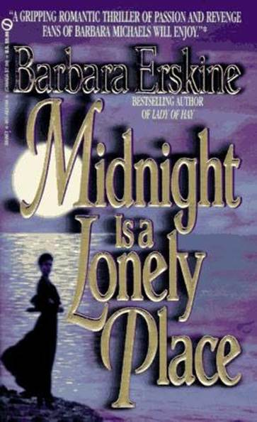 обложка книги Midnight is a Lonely Place
