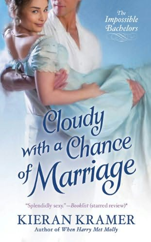 обложка книги Cloudy with a Chance of Marriage