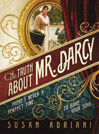обложка книги Truth about Mr. Darcy
