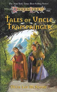 обложка книги Tales of Uncle Trapspringer