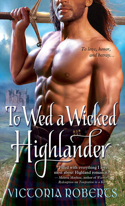 обложка книги To Wed A Wicked Highlander